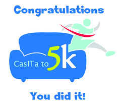 d41e84a3638 ... congratulate the CasITa-to-5k on their graduation from the Cool Running  Couch-to-5k Running Program at the Children's Cancer Research Fund (CCRF)  Kids 4 ...