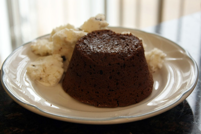 Day 229 - Homemade Lava Cake