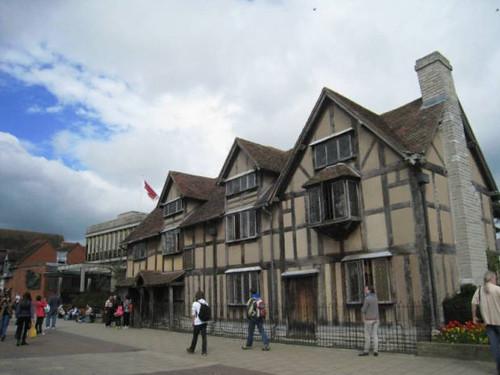 莎翁故居(出生地) (Shakespeare's Birthplace)