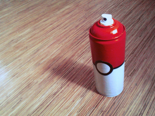 pokemon spray