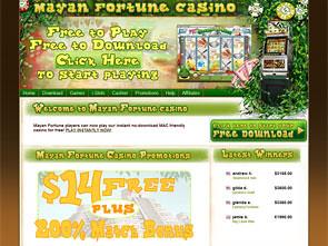 Mayan Fortune Casino Home