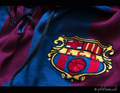 Ms que un club des de 1899! | More than a club since 1899! (Fototerra.cat) Tags: barcelona soccer catalonia catalunya futbol bara fcbarcelona futebol 1920 ftbol samarreta fcb escut messi 1899 blaugrana msqueunclub blauigrana mygearandme cantdelbara fototerracat escutbara