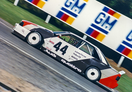 Group 44 Audi Quattro Hurley Haywood by Cobby17