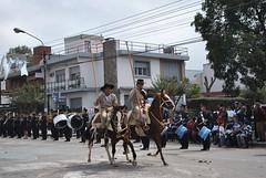 desfile 19 de Abril Jujuy (fotosenjujuy) Tags: horse argentina caballo nadia desfile bandera jujuy gaucho argentinos lazos 19deabril monturas jujeo bajolavia gauchaje donosa sanjosedechijra pialdereyes
