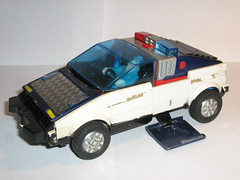 inspector gadget bandai 1983 changing car to van b (tjparkside) Tags: 1983 bandai inspectorgadget gadgetmobile gadgetvan