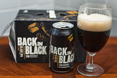 Back in Black (Chase Schiefer) Tags: black beer photography back chase schiefer blackipa 21stamendmentbackinblack