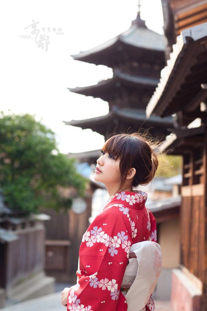 [LINLIN]京都.花見琳琳