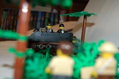 vietnam (Red Panther 1) Tags: lego vietnam vietcong