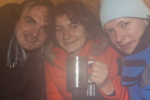 Drinking Cognak :)