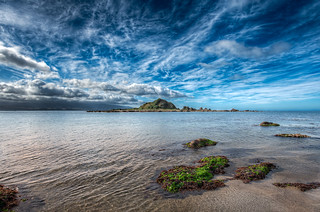 Island Bay - (HDR Wellington, New Zealand)