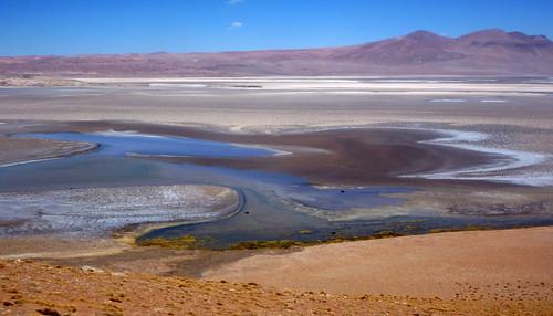 Traversée des Andes entre Salta et San Pedro de Atacama