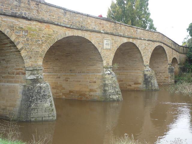 Oudste brug Australie