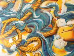 Brainstorm! (Valdi-Valdi) Tags: ocean blue floripa sea orange streetart art beauty azul brasil painting graffiti boat mar mural colorful paint artist arte drawing interior florianópolis mulher wave indoor spray urbanart artistas draw graff aerosol bomb ilustração desenho legal pintura spraypainting spraycan comercial oceano undertow grafite sprayart designstudio caravela ressaca arteurbana graffite intervenção valdi aerosolpainting pinturacomspray valdivaldi