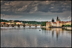 Vlatva River, Prague
