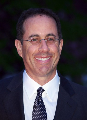From flickr.com: Jerry Seinfeld {MID-240777}