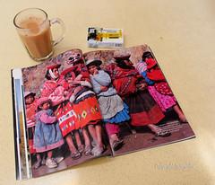 My morning habit (SuzailanJai) Tags: breakfast tea olympus mamak e5 natgeo nationalgeographicmagazine tehtarik ngm zuikodigital1454mm morninghabit