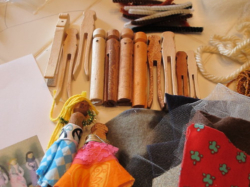 Clothespin Doll Supplies 7