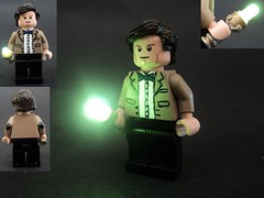 The Eleventh Doctor (billbobful) Tags: light up screw lego who dr sonic led doctor driver lit eleven screwdriver eleventh