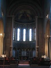 Church of St. Mary and St. Nicholas, Wilton (tanetahi) Tags: church parish wiltshire romanesque anglican wilton stmaryandstnicholas