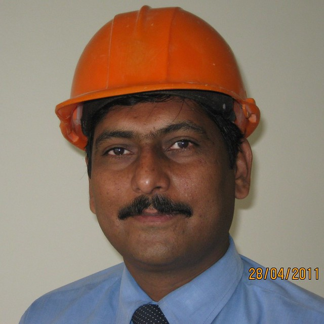 Mr. Dinesh Deulkar, Senior Engineer, Pegasus Properties, developers of Sangria Towers at Megapolis Hinjewadi Phase 3, Pune