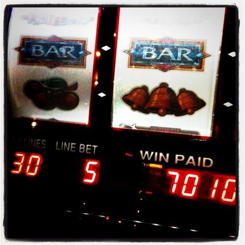 Winner! Winner! Chicken! Dinner! #Vegas!