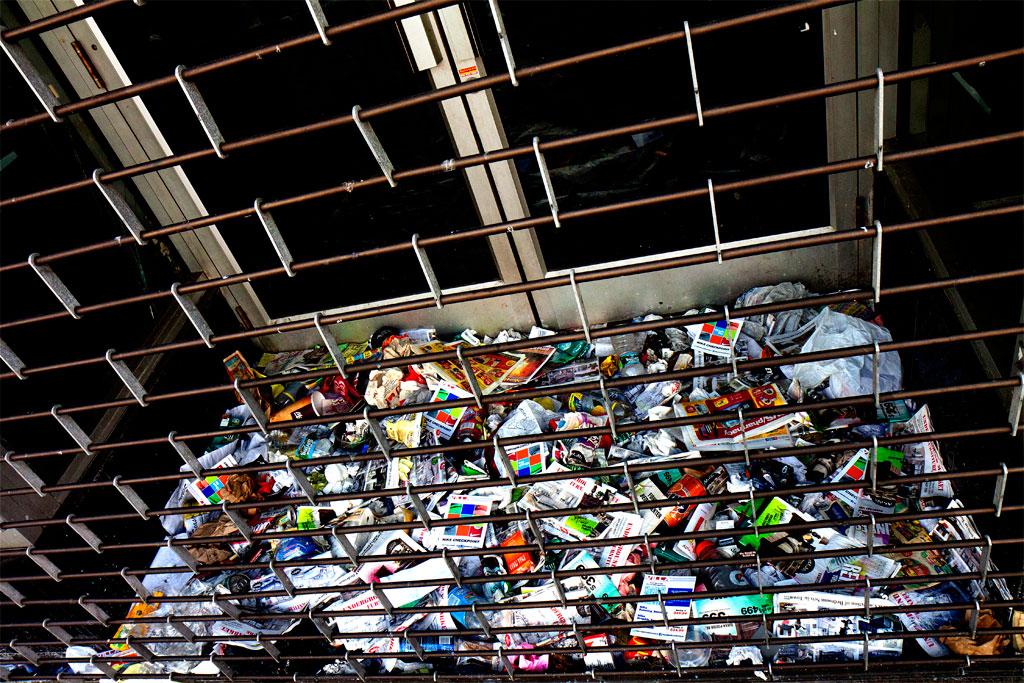 Trash-before-door--Center-City