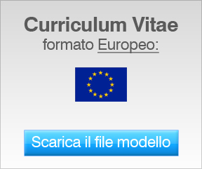 curriculum europeo