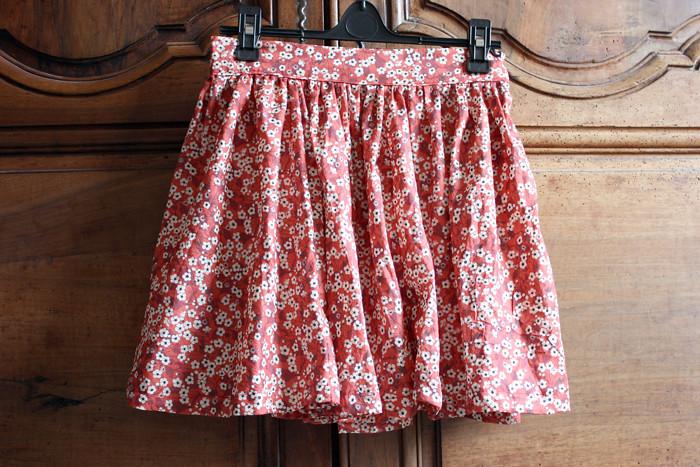 Bien connu Un carnet sans pages Patron de jupe froncée taille haute XU46