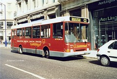 MTL London Northern DNL102, L102HHV. (EYBusman) Tags: city bus london buses westminster liverpool coach mtl camden centre transport link dennis northern c2 dart regional stagecoach counties merseyside paladin metroline gtl glenvale ensignbus eybusman l102hhv