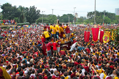 Feast of Black Nazarene at Quaipo by Miguel Isidro Photography, on Flickr