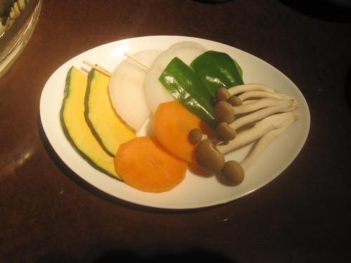 野菜@格之進