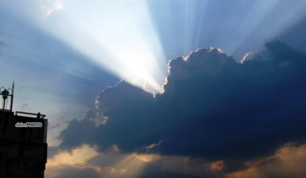 Shine and Cloud
