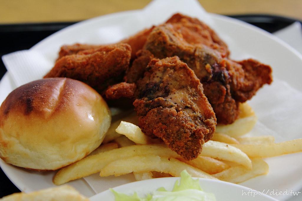 天母 茉莉漢堡 炸雞