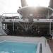 Pool area onboard l'Boreal