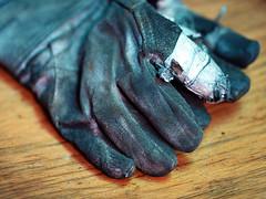 Shabby Gloves