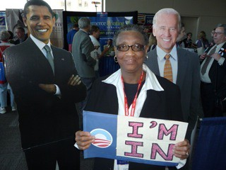 I'm In! 2011 California Democratic Convention