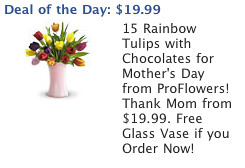 ProFlowers Facebook Ad