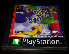 Bust-A-Move 4 Front (retrotunneli) Tags: video sony 4 games move puzzle bust playstation bobble