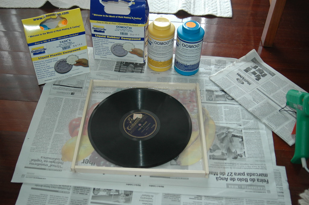 The World's Best Photos of mould and vinyl - Flickr Hive Mind