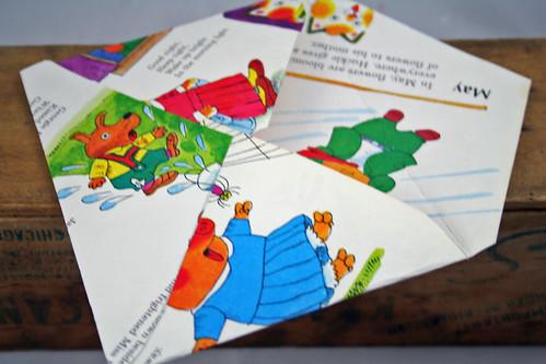Handmade envelope 2