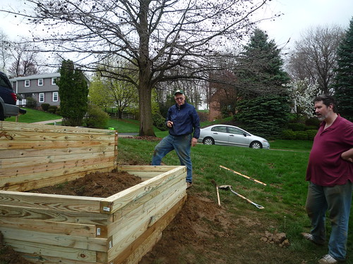 4x4 landscape timbers