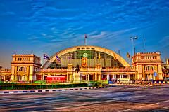 สถานีรถไฟกรุงเทพ