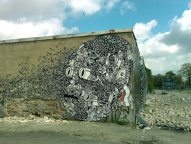 Dissolving head