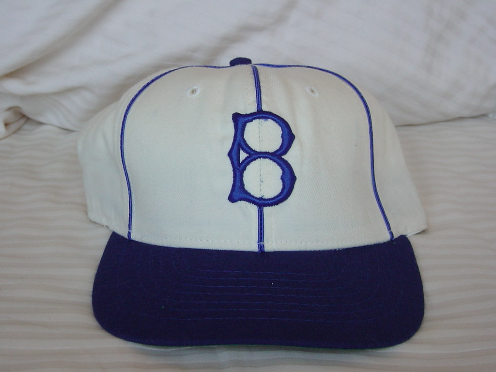 c0662b619ed637 Was Faithful To The Originals But Their Dodger Blue Cap Left Something To  Be Desired. image number 9 of brooklyn dodgers costume ...
