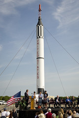 Freedom 7 Alan Shepard 50th Anniversary (201105050007HQ) (NASA HQ PHOTO) Tags: usa florida nasa fl capecanaveral freedom7 capecanaveralairforcestation billingalls pattycarpenter alicewackermann laurashepardchurchley jaybarbree