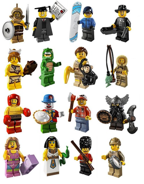 LEGO Collectible Minifigures Series 5