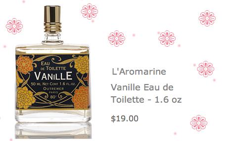 myBeauty Vanille L'Aromarine
