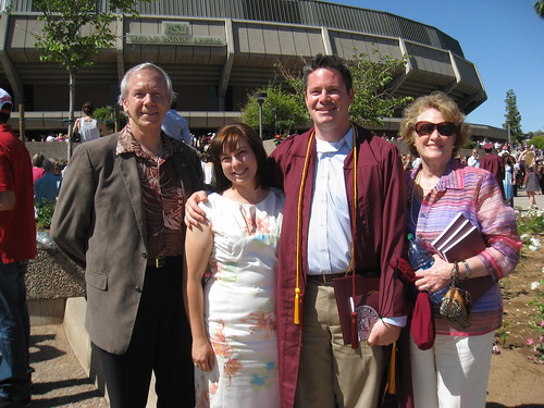 Chris' Graduation
