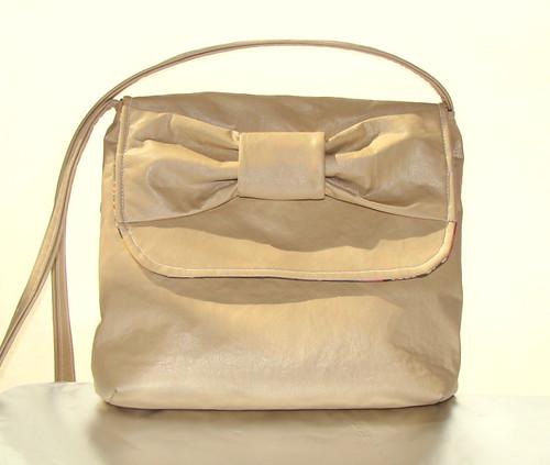 Crossbody Bow Bag