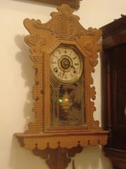 """American Wall Clock • <a style=""""font-size:0.8em;"""" href=""""http://www.flickr.com/photos/51721355@N02/5763314480/"""" target=""""_blank"""">View on Flickr</a>"""